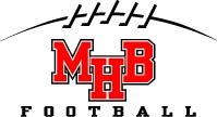 mt horeb barneveld football logo